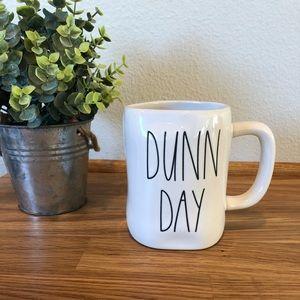 Rae Dunn DUNN DAY mug